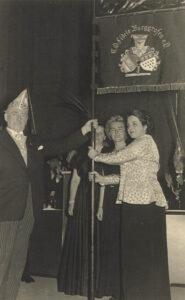 1952: Bannerweihe
