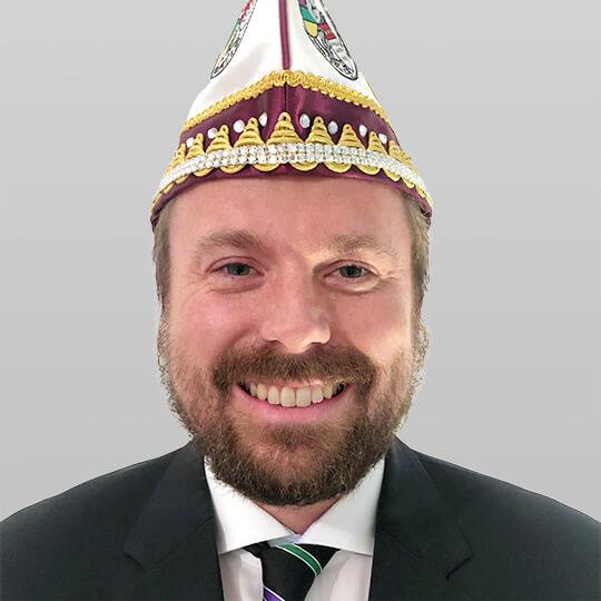 Ruben Hofmann - Senatspräsident der Fidelen Burggrafen